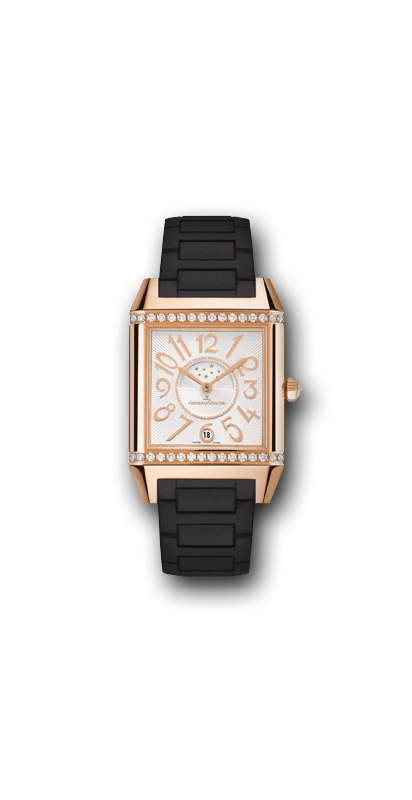 Jaeger-LeCoultre Reverso Squadra Lady Duetto Watch 70527