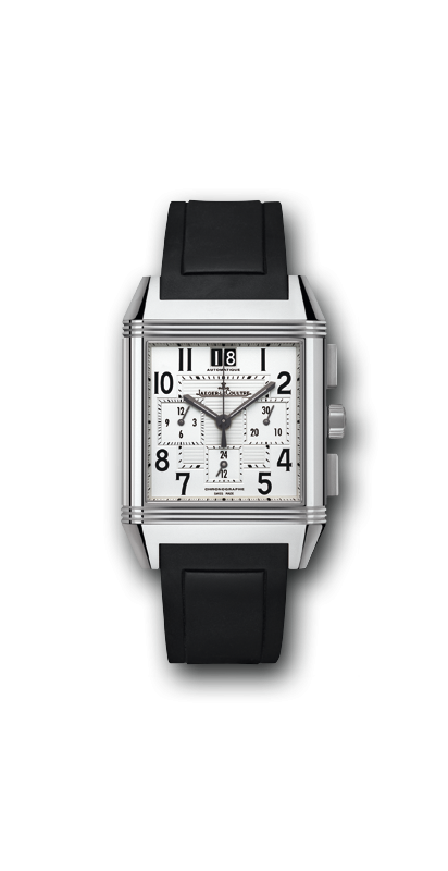 Jaeger-LeCoultre Reverso Squadra Chronograph GMT Watch 7