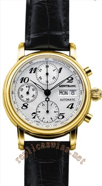 Montblanc Star XL Chronograph Automatic mens watch 08458