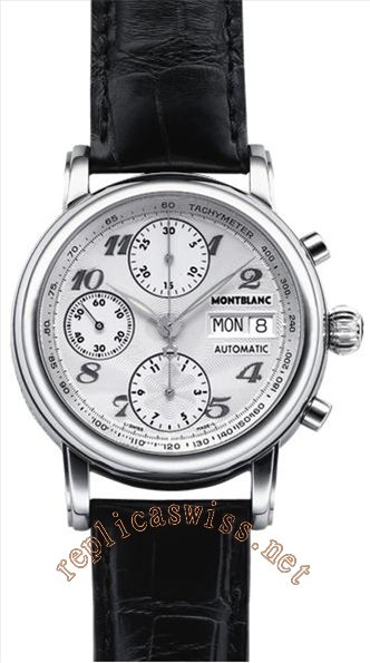 Montblanc Star XL Chronograph Automatic mens watch 08452