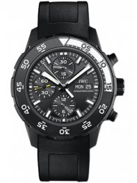 IWC Aquatimer Chronograph Edition Galapagos Islands Mens