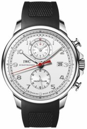 IWC Watch Portuguese Yacht Club Chronograph IW3902-11