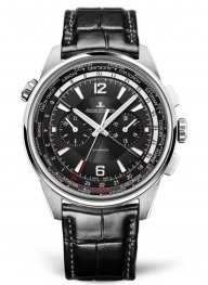 Jaeger-LeCoultre 905T470 Polaris Chronograph WT Titanium/Black/Alligator Replica